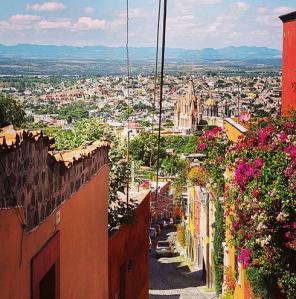 Above San Miguel