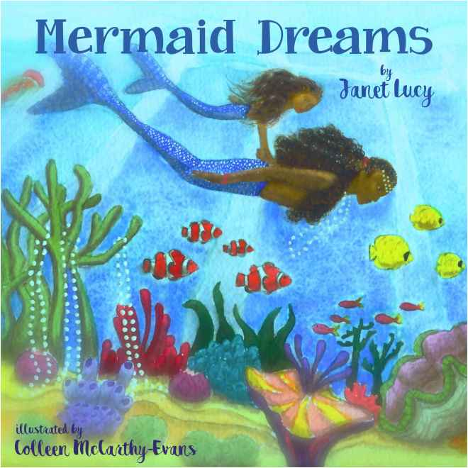 mermaid dreams cover 1